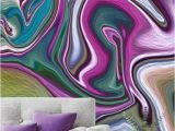 Purple Wall Murals Uk Mixed Marble In 2019