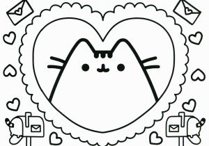 Pusheen Cat Coloring Pages Printable Pusheen Coloring Book Pusheen Pusheen the Cat