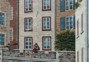 Quebec City Wall Mural Kissing Painting Stock S & Kissing Painting Stock