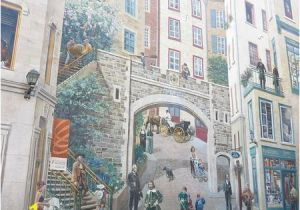 Quebec City Wall Mural Old Quebec Quebec City 2020 All You Need to Know before