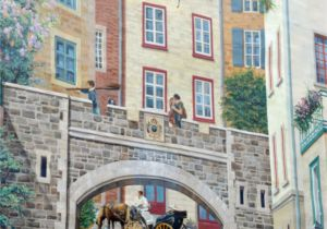 Quebec City Wall Mural Quebec City and Ottawa –