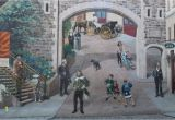 Quebec City Wall Mural the Perfect Student Trip to Montreal and Quebec City Day