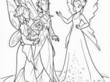 Queen Clarion Coloring Pages Tinkerbell Opened Musical Box Coloring Page Tinkerbell
