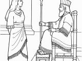 Queen Esther Coloring Page An Lds Primary Coloring Page From Lds Queen Esther with