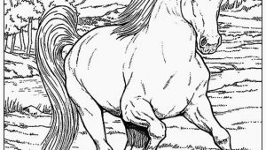 Race Horse Coloring Pages Printable Realistic Horse Coloring Pages New 7 Horse Coloring Page Fly