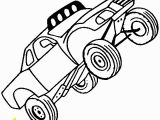 Race Truck Coloring Pages 4×4 F Road Baja Vehicle Line Coloring Pages