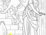 Rahab and Spies Coloring Page 100 Best Coloring Pages Images