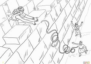 Rahab and Spies Coloring Page Bible Coloring Pages Rahab and the Spies Kate Fox Coloring