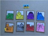 """Rahab and Spies Coloring Page Hiding Spies Game"""" for Bible Story Of Rahab and the Spies"""