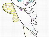 Rainbow butterfly Unicorn Kitty Coloring Pages Rainbow butterfly Unicorn Kitty Coloring Page Coloring Page