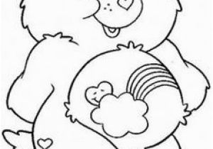 Rainbow Care Bear Coloring Page 110 Best Care Bears and Friends Images On Pinterest