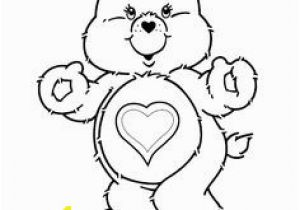 Rainbow Care Bear Coloring Page 300 Best Care Bears Coloring Pages Images
