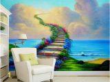 Rainbow Wall Mural Uk Painted Wall Mural 3d Stereo Tv Background Wallpaper Beautiful Colorful Clouds Rainbow Wallpaper Mural Desktop Wallpapers In Hd Desktop Widescreen