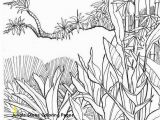 Rainforest Scene Coloring Pages Jungle Scene Coloring Pages Rainforest Animals Coloring Pages