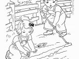 Raising Our Kids Com Coloring Pages Farm Page to Print and Color 006 Actividades De Abril