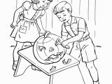 Raising Our Kids Com Coloring Pages Halloween Pumpkin Carving Pages 016