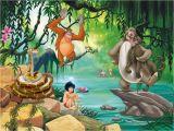 Rangers Fc Wall Mural Wallpaper Mural Jungle Book Mogli Balu Kids Des 108