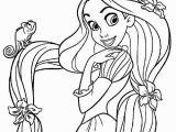 Rapunzel Coloring Pages Disney Clips 21 Pretty Image Of Rapunzel Coloring Pages
