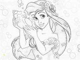 Rapunzel Princess Coloring Pages Disney Princess Coloring Pages Ariel