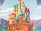 Rapunzel tower Wall Mural Fun Castle Girls Rooms