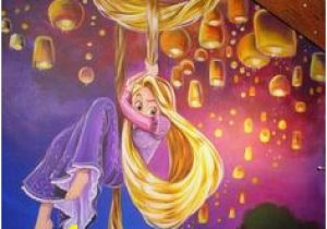 Rapunzel Wall Mural 64 Best Disney Mural Images