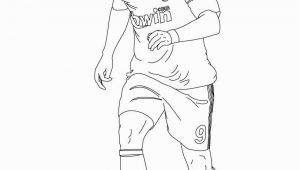 Real Football Player Coloring Pages soccer Colouring Pages Cerca Con Google Colouring