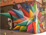 Real Madrid Wall Mural Street Art tour Cool tour Spain Madrid Reisebewertungen