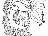 Realistic Animal Coloring Pages Ocean Animals Coloring Pages 13w Fresh Sea Fish Best S Media Cache