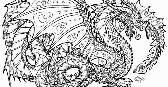 Realistic Dragon Coloring Pages Print Realistic Dragon Chinese Dragon Coloring Pages