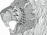 Realistic Lion Coloring Pages Color Pages 59 Simple Lion Coloring Page Ideas