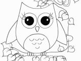 Realistic Owl Coloring Pages Cute Sweetheart Owl Coloring Page for Kiddos at My origami Owl