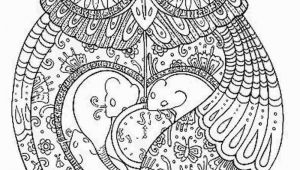 Realistic Owl Coloring Pages Owl Coloring Pages for Adults Printable Kids Colouring Pages