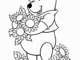 Realistic Sunflower Coloring Page Nahj Coloring