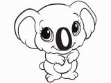 Really Cute Animal Coloring Pages Cute Baby Animal Coloring Pages