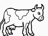 Really Cute Animal Coloring Pages Exciting Cow for Kids Farm Animal Coloring Pages toddlers