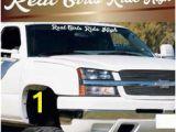 Rear Window Murals for Trucks 144 Best Truck Decals Images
