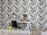 Rebel Walls Wallpaper Murals Dogs Dogs and Dogs Again at Every Place We Visited In