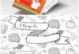Recipe Book Coloring Pages Creative Activity for Adults 2 In 1 Cookery Coloring Book & Recipe