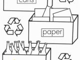 Recycling Coloring Pages Activity Color the Recycling K 2 Pinterest