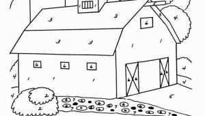 Red Barn Coloring Page Red Barn Coloring Page Farm to Color Kids Coloring