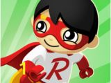 Red Titan Ryan Coloring Page Tag with Ryan On the App Store