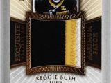 Reggie Bush Coloring Pages Amazon 2006 Ud Exquisite Collection Reggie Bush Game