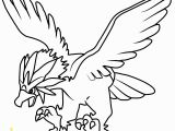 Regice Coloring Pages Braviary Pokemon Coloring Page Free Pokémon Coloring Pages