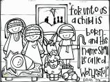 Religious Coloring Pages for Children Christmas Religious Coloring Pages Christian for Kids Printable
