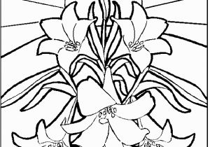 Religious Easter Coloring Pages for toddlers Religious Easter Coloring Pages Getcoloringpages Religious Easter