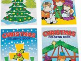 Religious Holiday Coloring Pages Fun Express Religious Christmas Coloring Books 72 Books Christian Activity Books for Kids