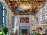 Religious Murals Wallpaper 3d Ceiling Classical Oil Painting Angel Wallpaper Murals Jesus