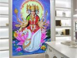 Religious Murals Wallpaper Beibehang Wallpaper for Walls 3d southeast asia Thailand and India