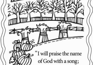 Religious Thanksgiving Coloring Page Harvest Colouring Pages Sunday School Printable Thanksgiving