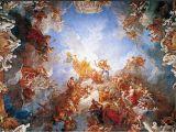 Renaissance Wall Murals Großhandel Individuelle Fototapeten Renaissance Klassischen Zenit